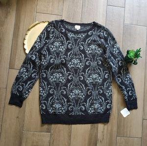 Isabel Maternity Damask Shine sweater XXL